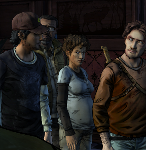 The Walking Dead Season 2: A House Divided