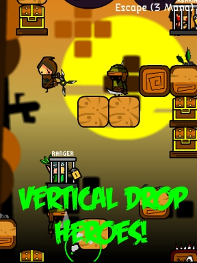 Vertical Drop Heroes!