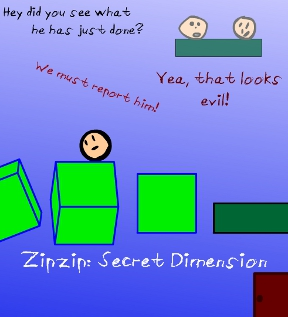 Zipzip: Secret Dimension