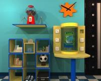Candy Rooms No.8: Azure Pop