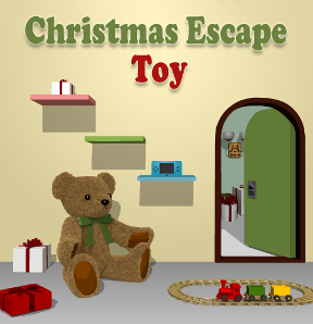Neutral: Christmas Escape Toy