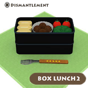 Dismantlement Box Lunch 2