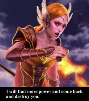Enchantia: Wrath of the Phoenix Queen