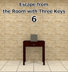 Escape from the Room with Three Keys 6