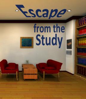 Tesshi-e 71: Escape from the Study