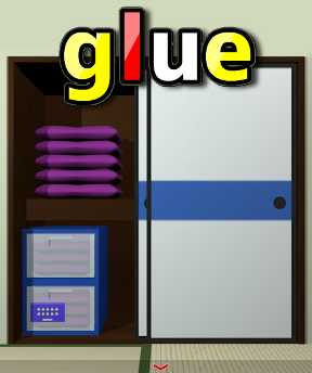 Glue Escape