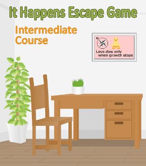 It Happens Escape - Intermediate Course