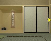 Escape from the Japanese Style Room