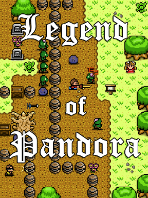 Legend of Pandora