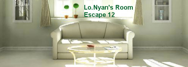 Lo.Nyan's Room Escape 12