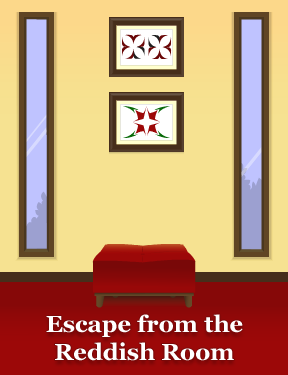 Escape from the Reddish Room