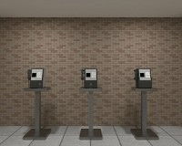 Escape from the Room with Public Phones