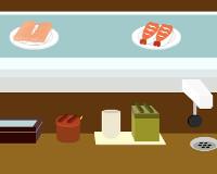 Find the Escape-Men 153: Sushi Go Round