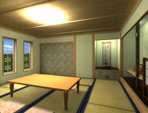 Escape from the Tatami Room 3
