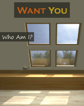 Robamimi: Want You - Who Am I?