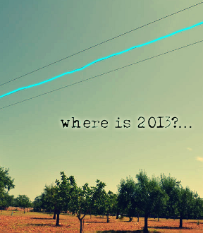 Where Is 2013?