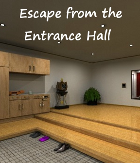Escape from the Entrance Hall