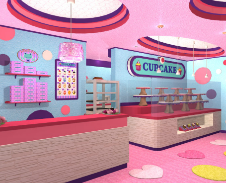 Escape the Cupcake Shop