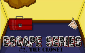 Escape Series #2: The Closet - Walkthrough, Tips, Review