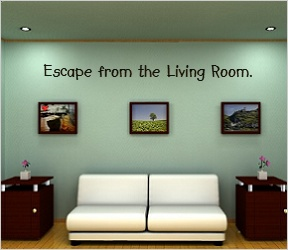Escape From The Living Room Walkthrough Tips Review
