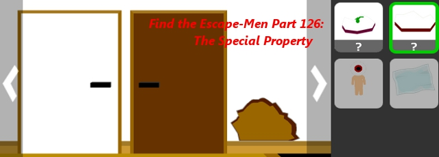 Find the Escape-Men Part 126: The Special Property