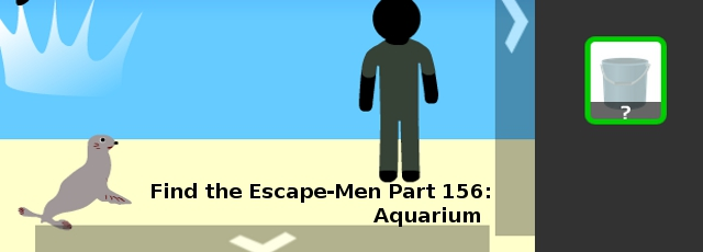 Find the Escape-Men Part 156: Aquarium