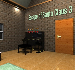 Escape of Santa Claus 3