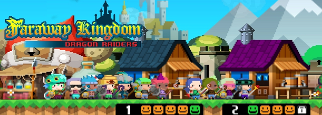 Faraway Kingdom - Dragon Raiders