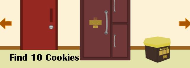 Find 10 Cookies