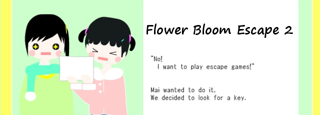 Flower Bloom Escape 2