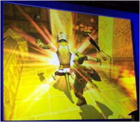 New Gamecube Zelda footage shown to GDC 2005 attendees