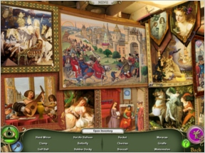 G.H.O.S.T. Chronicles: Phantom of the Renaissance Faire
