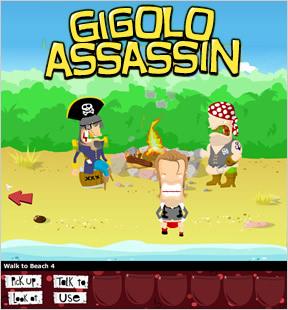 Gigolo Assassin