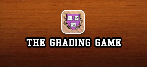 The Grading Game