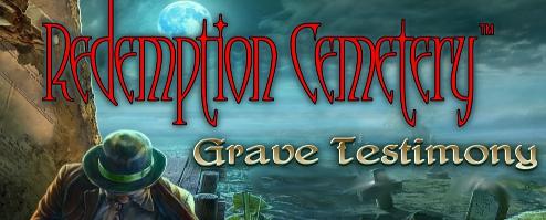 Redemption Cemetery: Grave Testimony