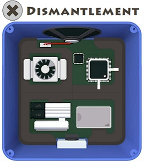 Dismantlement: Alarm Clock