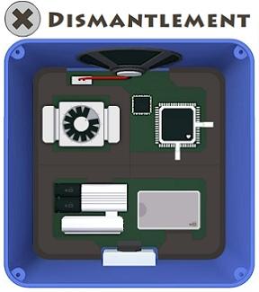 Dismantlement: Alarm Clock