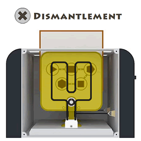 Dismantlement: Toaster