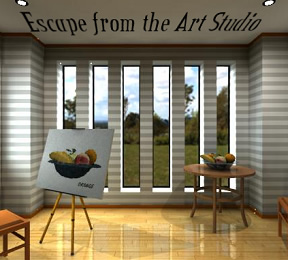 Escape from the Art Studio