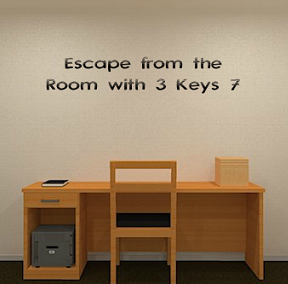 Escape from the Room with Three Keys 7