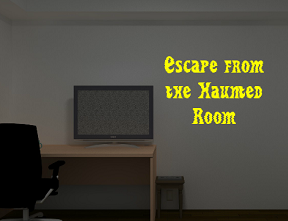 Escape from the Haunted Room