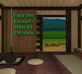 Find the Escape-Men 43: EM-taro