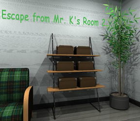 Escape from Mr. Ks Room 2
