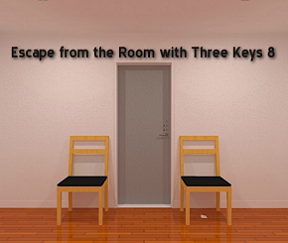 Escape from the Room with Three Keys 8