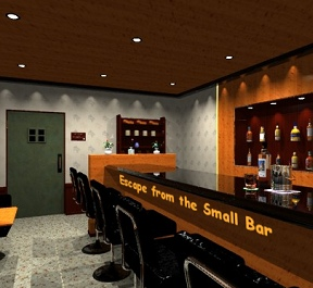Escape from the Small Bar