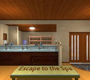 Escape to the Spa