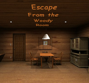 Escape from the Woody Room
