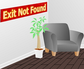 Exit Not Found