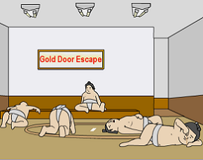 Gold Door Escape