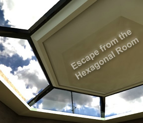 Escape from the Hexagonal Room